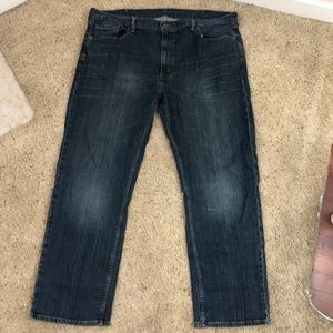 Levi 559 Relaxed Straight Jeans 44x32